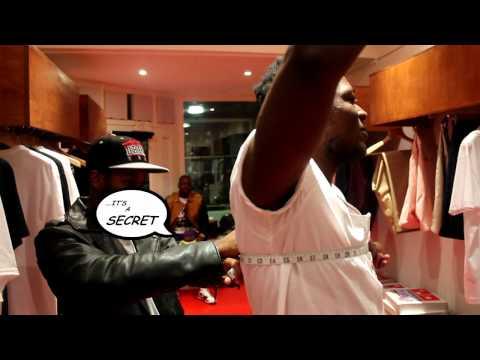 Trapstar Flagship Store Chronicals: Episode 1 Feat Wiz Khalifa and Mac Miller