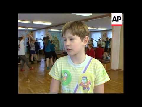 RUSSIA: ORPHANAGE 26 ONE OF THE BEST HOMES IN RUSSIA