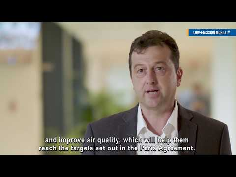 A European Strategy for Low-Emission Mobility - József RIBÁNYI