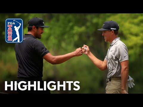 Cameron Champ & Tony Finau shoot 5-under 67 | Round 3 | Zurich Classic | 2021