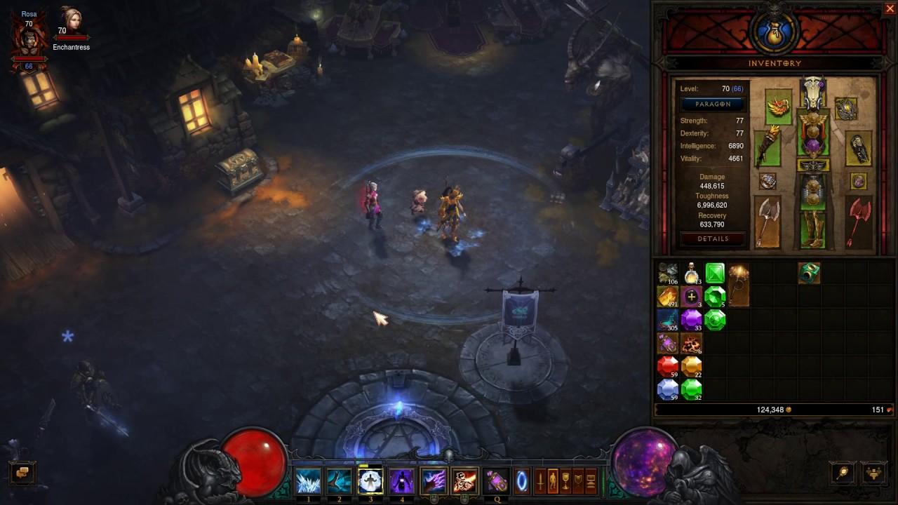 Diablo 3 Ptr Ramaladni S Gift Legendary Consumable
