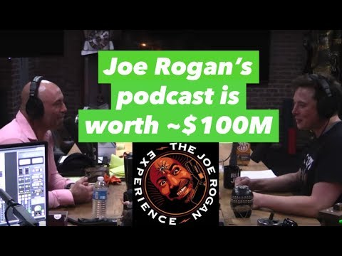 Spotify Should Buy The Joe Rogan Experience 🎙️💫 Mp3