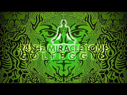 741Hz Solfeggio Music: Body Mind Soul | Pure and Stable Life | Miracle Tone Healing Meditation Music