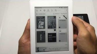 Hướng dẫn sử dụng Kindle cho người mới
