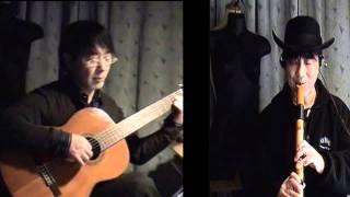 Fake Wings  Ensemble (Guitar & Shakuhachi by Hokurin)