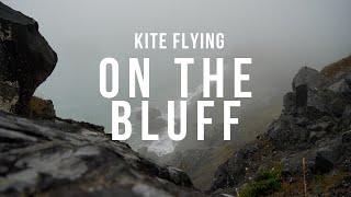 Flying my iFlite in the del Norte Coastal Redwoods