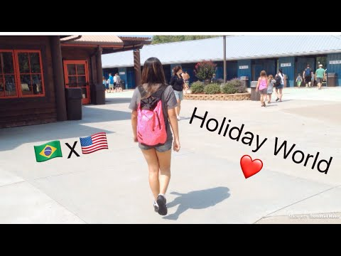 Holiday World - Diario de Intercambio| #USA | 2017/2018