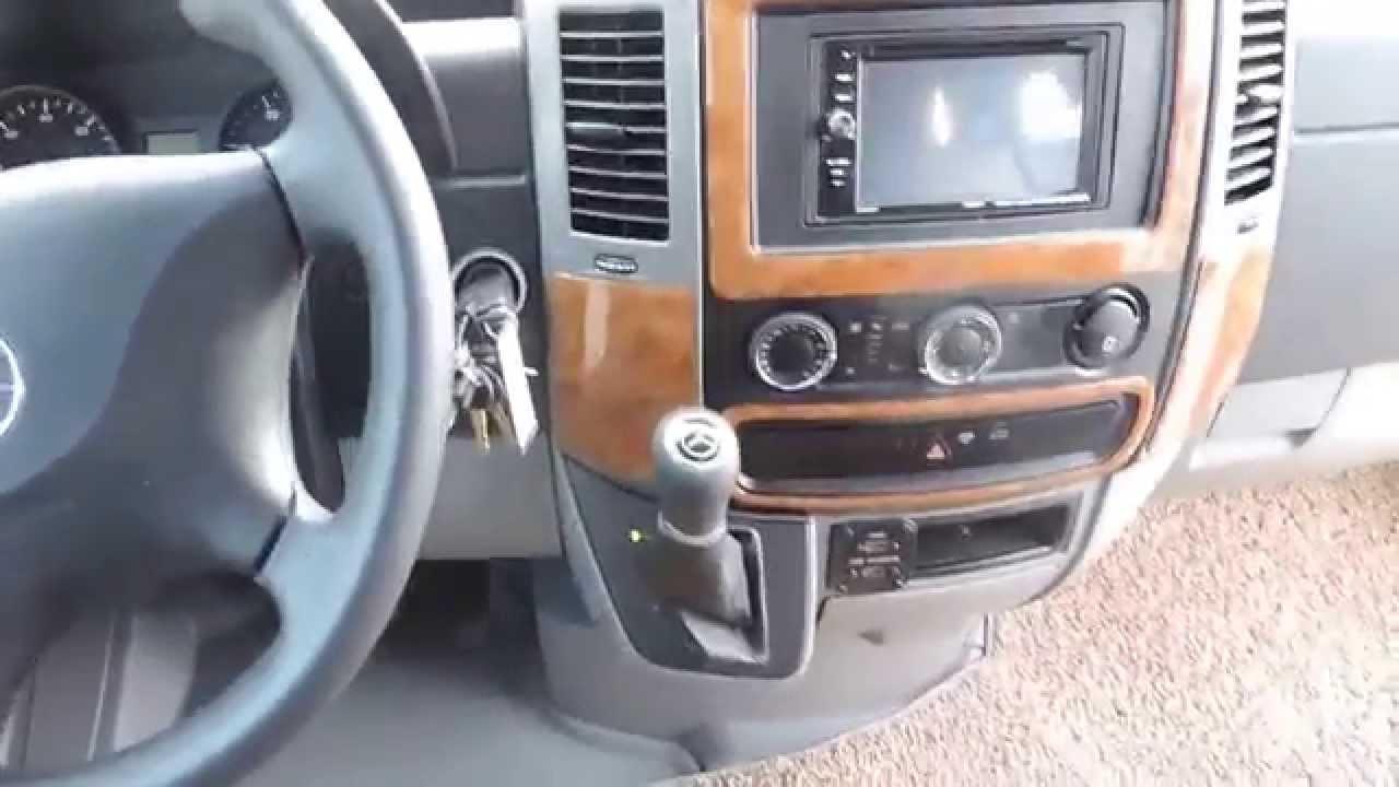Mercedes Sprinter Rv >> AWESOME NEW 24' 2015 Thor Citation 24SR Mercedes Diesel 2-Slides Sprinter.. - YouTube