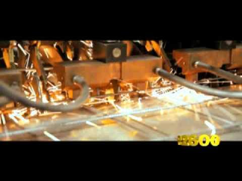 CHINA TJK MACHINERY СТАНОК ДЛЯ СВАРКИ АРМАТУРНЫХ СЕТКИ GWC2600, 3 8