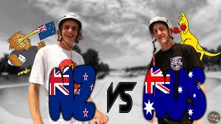 game of scoot   new zealand vs australia