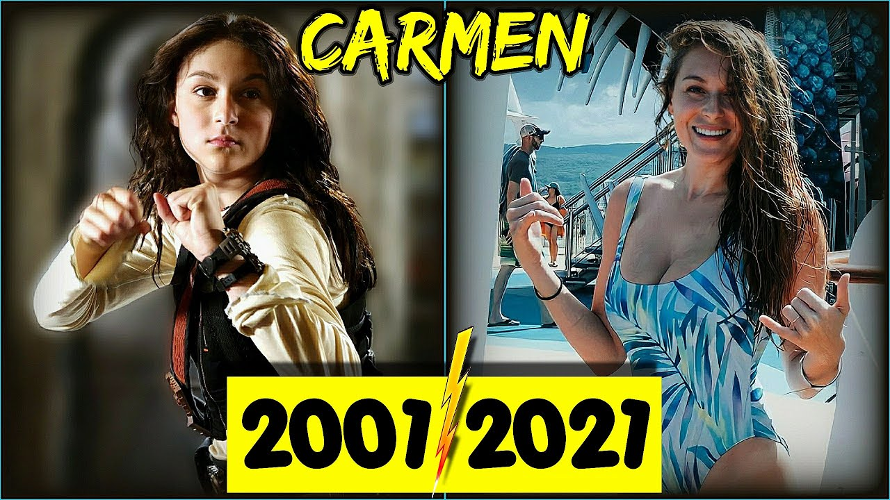 Download Spy Kids Cast Then and Now 2021