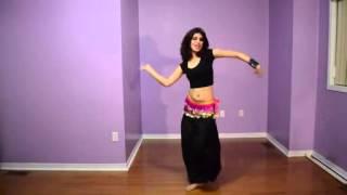 Indian Girl Dancing On chittiyaan kalaiyaan.mp4