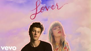 Taylor Swift - Lover remix ft Shawn Mendes (music video)