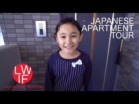 What a Japanese Apartment is Like