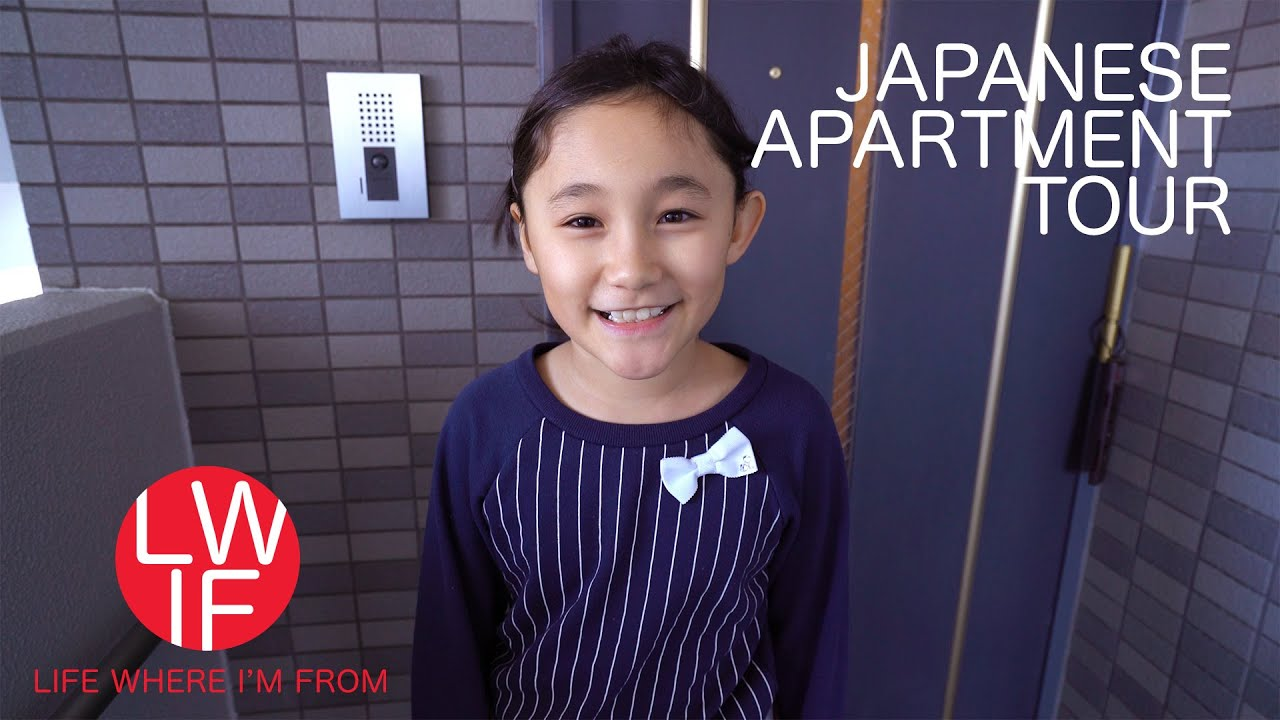 What a japanese apartment is like doovi for Apartment japanese movie
