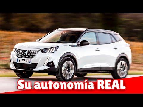 Casi redondo: el Peugeot e-2008, a prueba