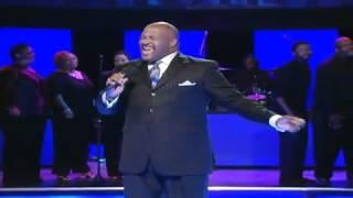 Pastor Marvin Winans sings - I