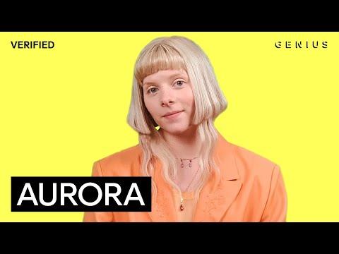 "AURORA ""Runaway"" Official Lyrics & Meaning | Verified"