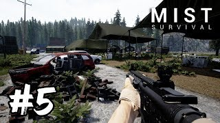 Mist Survival 0.3[Thai] สถานการณ์พร้อมบวก PART 5