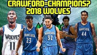 [實況] NBA 2K17 2018年賽季灰狼隊之重返榮耀??