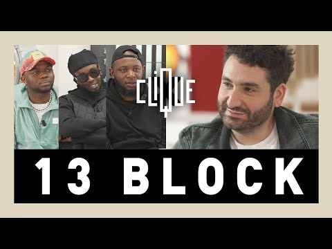 Youtube: Clique x 13 Block