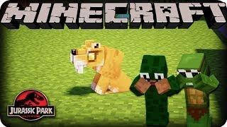 Minecraft Dinosaurs Mod - SEASON 2 - Ep # 9 'WHHYYY DIEGO WHY!'