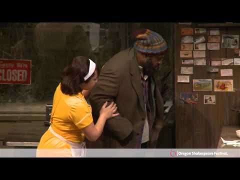 TWO TRAINS RUNNING at the Oregon Shakespeare Festival