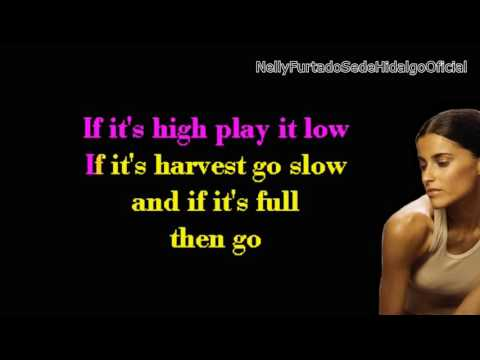 Turn Off The Light Nelly Furtado - Karaoke [[Instrumental]]