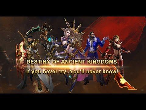 Destiny of Ancient Kingdoms - Cinematic Trailer (www.doak.co.za) South African MMORPG!!!
