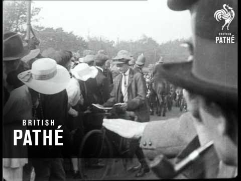 London To Brighton Walk (1919)