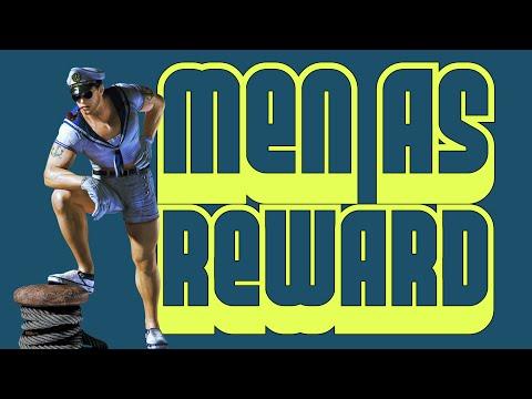 Men As Reward - Tropes vs Men in Video Games