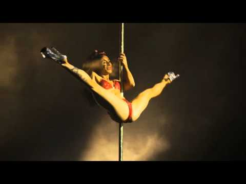 Gracie Miss Pole Dance Australia 2016 - 2nd Runner Up