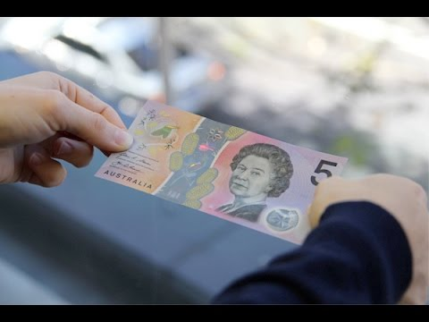 SBS FINANCE | Australia's new $5 note | Ricardo Goncalves