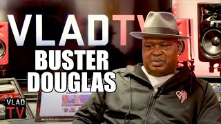 Buster Douglas on Mike Tyson Challenging Anthony Joshua to Box (Part 15)