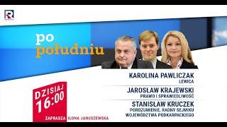 Nowe obostrzenia Covid-19 – K. Pawliczak, J. Krajewski, S. Kruczek | Po Południu