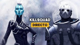 KILLSQUAD: El ARPG de los creadores de INVIZIMALS