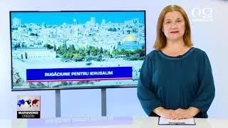 Rugaciune pentru Ierusalim - o miscare de milioane de oameni prin retelele sociale