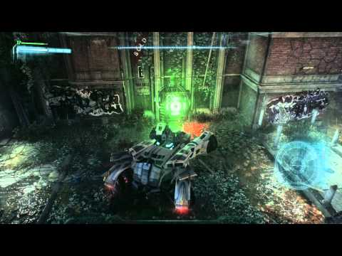 BATMAN™: ARKHAM KNIGHT SONAR RIDDLE BLEAKE ISLAND 3-9