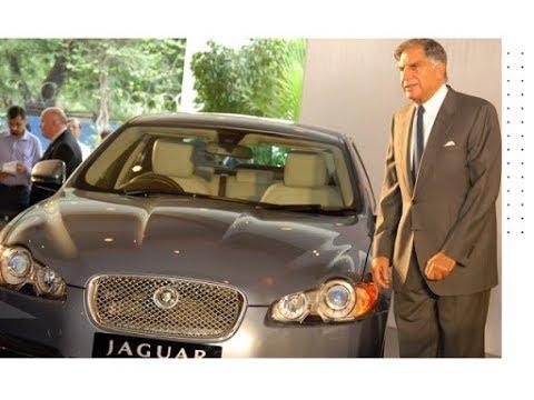 Watch How Ratan Tata Took Over Jlr Turned It Around