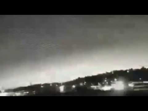 Loud Boom, Bright Flash Over Western Washington Shakes Homes