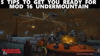 Neverwinter - 5 Tips to Get You Ready For Mod 16