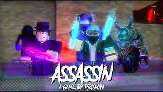 1V1 MADNESS!!!! (ROBLOX) (Assassin)