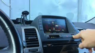 Отключение пищалки ремня безопасности Тойота Приус 20