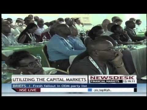Utilizing the Capital Market in Kenya