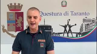 Intervista agente di polizia di Taranto che ha salvato l'operaio folgorato