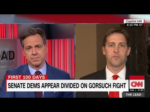 Senator Ben Sasse SLAYS Jake Tapper