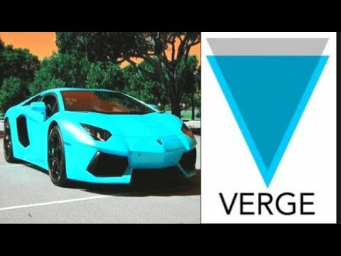 XVG LAMBO Imminent As $4 VERGE Approaches