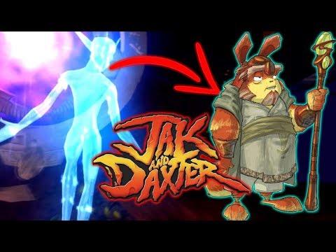 Jak & Daxter - Remember This Plot Twist? Ottsel Precursors - Short Backstory |