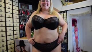 Models präsentieren Dessous und Unterwäsche von Panache thumbnail