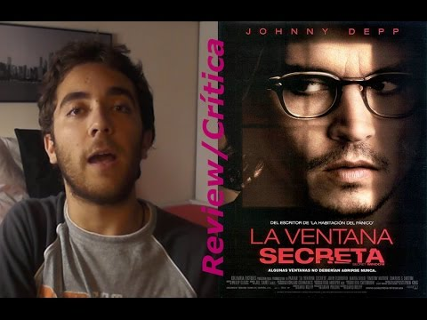 La Ventana Secreta 2004 Review Critica Youtube